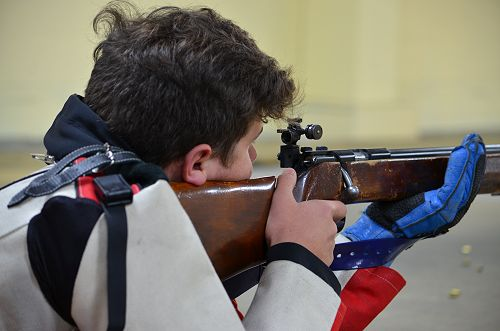 King's Interschool - Smallbore