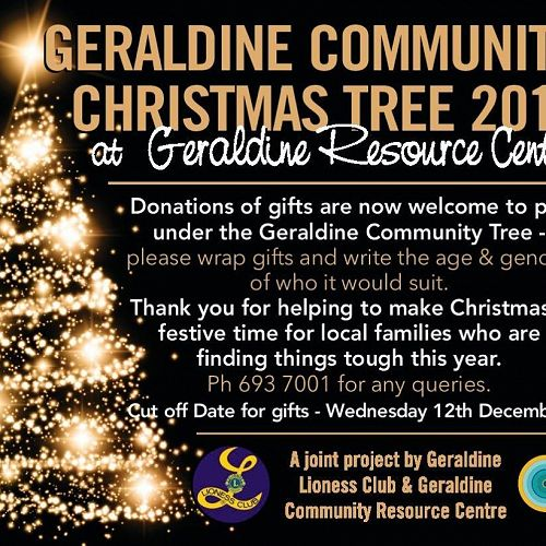 Geraldine Community Resource Centre