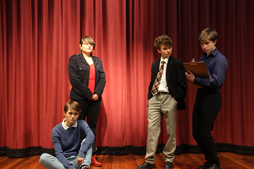 Senior Drama Performance Evening
