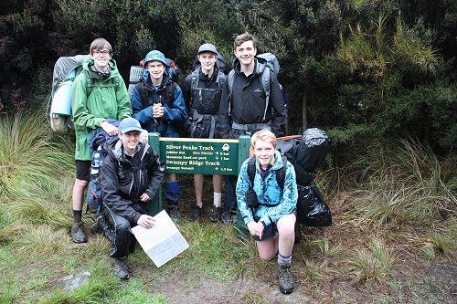 Group 2 - George, Nick, Jared, Matthew, Sam and Ha