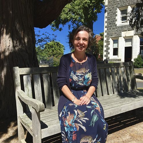 Mrs Corbishley, Guidance Counsellor