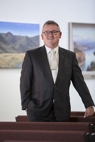 Managing Funeral Director, Michael Hope