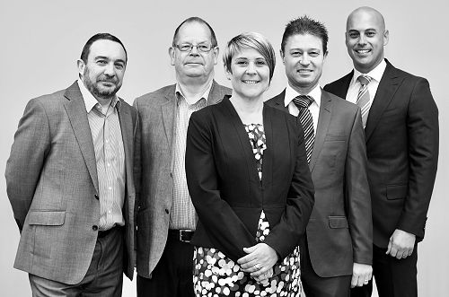 The Otago Chamber of Commerce Board of Directors