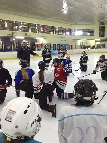 2016 IIHF Have A Go Day Auckland 4