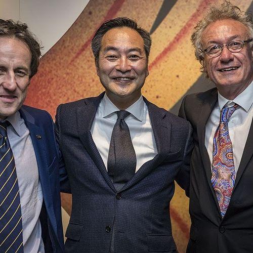 Tom Higham, Ichiro Kawachi and David Patterson