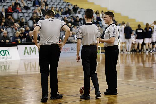 Reagan Ashley BBNZ Referee
