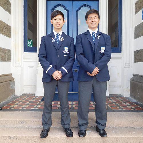 International Student Leaders