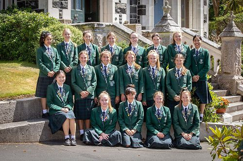 2019 Prefects