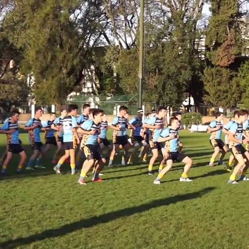 Video: Haka by SBHS Touring Rugby team