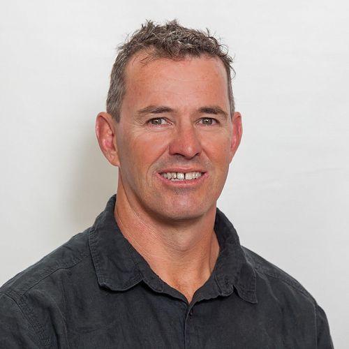 Mr. Troy Jennings - Director of Sport