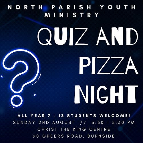 North Parish Quiz Night