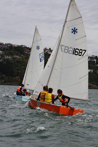 Sailing Term 4