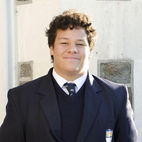 Year 13 Student of the Term - Mamea Taimalie