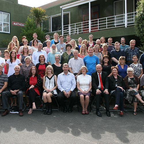 2014 Staff Photo