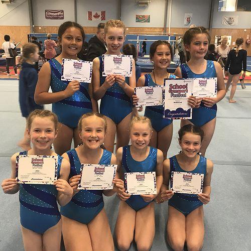 Kaurilands Gymnasts