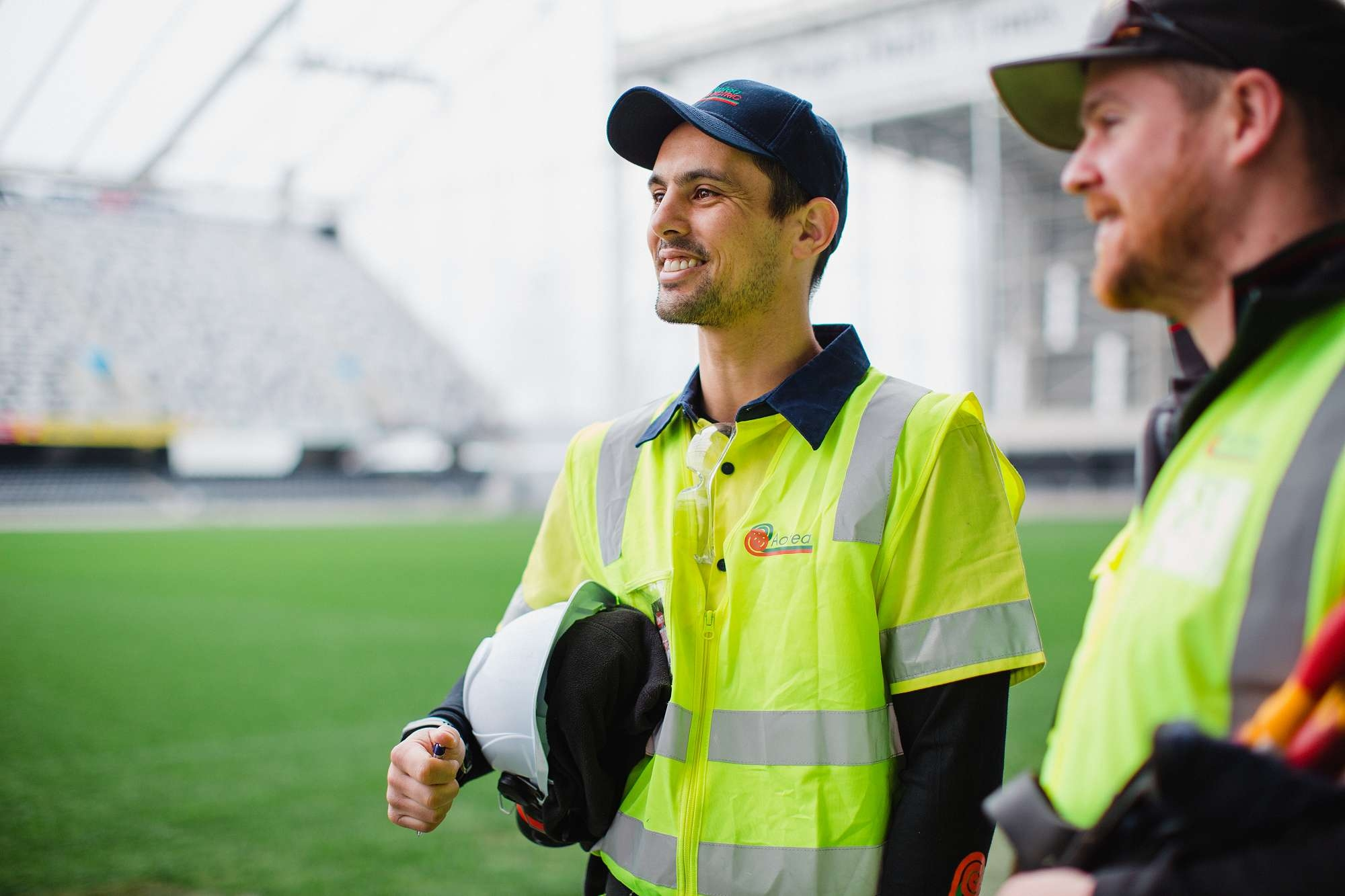 Q&A with Anaru Kitchen - Working for Aotea Group & Playing for Otago Cricket