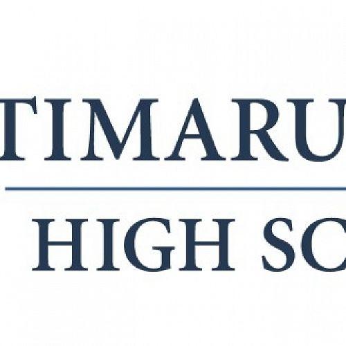 Timaru Boys' High School