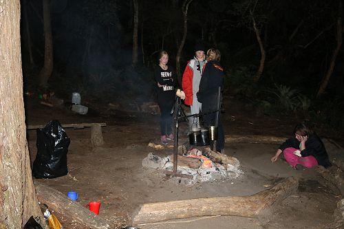 Tautuku Camp