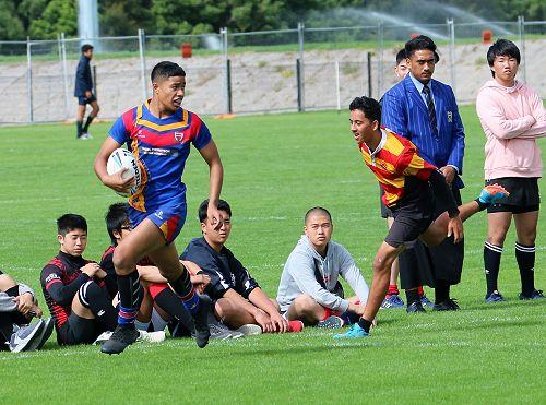 Canterbury Rugby League - Junior Secondary Schools - 9-A
