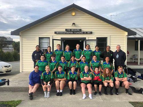 Te Waipounamu U18 Wahine Development Camp