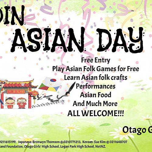 Dunedin Asian Day