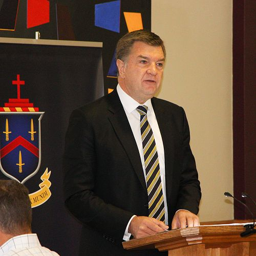 Judge Michael Crosbie