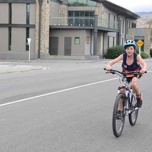 Otago Primary and Intermediate Triathlon, 2017