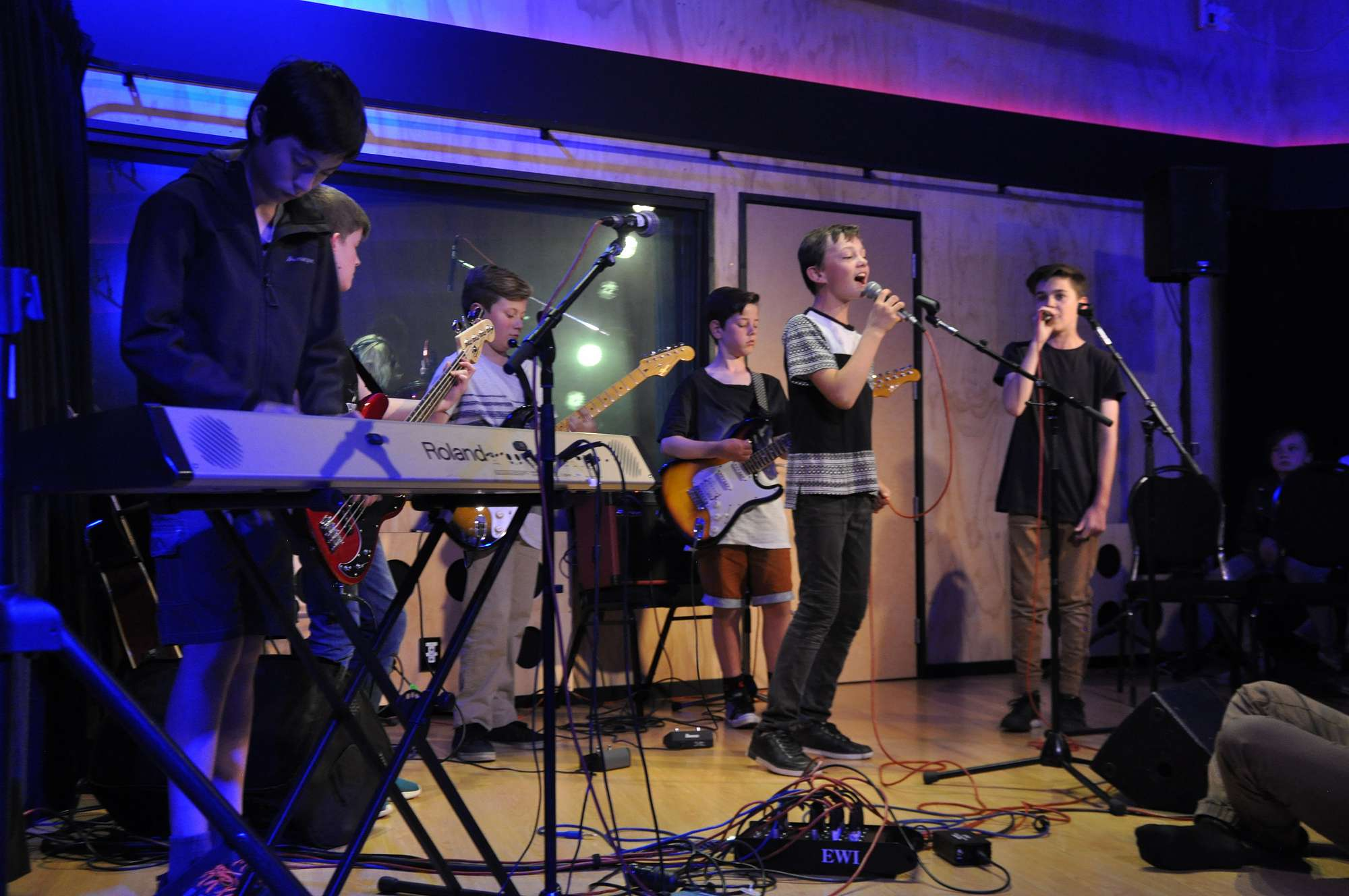 Rock Night Live at Orange