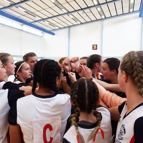 CGHS Year 9 A Netball Team
