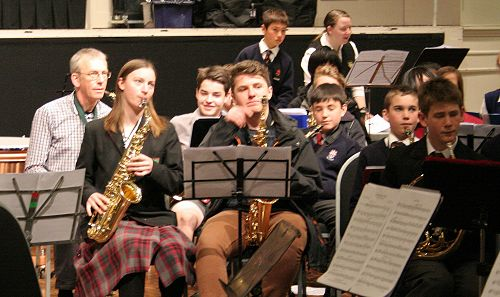 Secondary Schools Music Festival