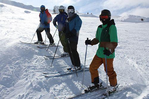 Cardrona Ski Trip - August 2019