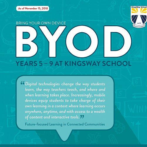 BYOD Brochure