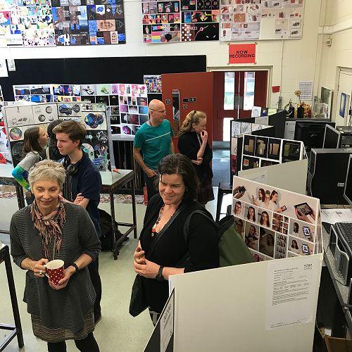 Art Folio Exhibition