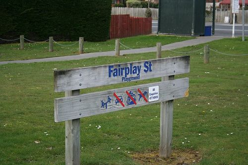 Fairplay Street Playground