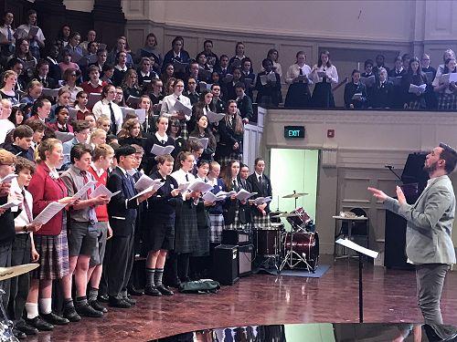 Music Festival 2017 Choir