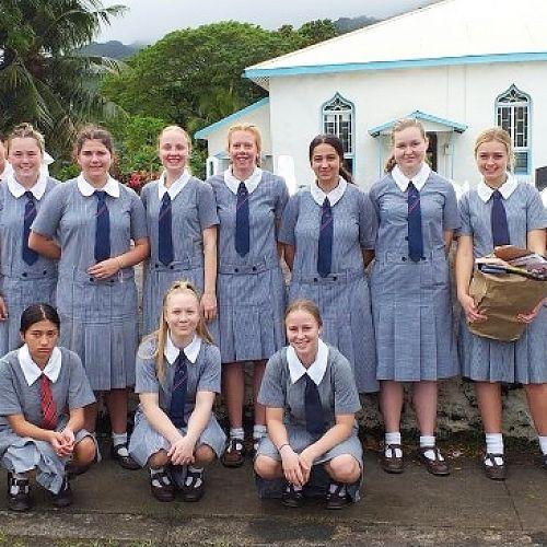 Rarotonga Trip