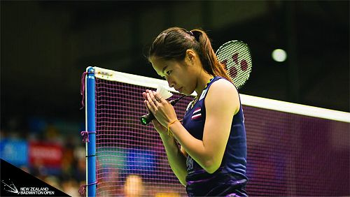 Badminton New Zealand