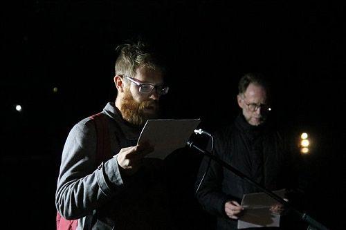 Danila Nozdryakov reads a translation of David How