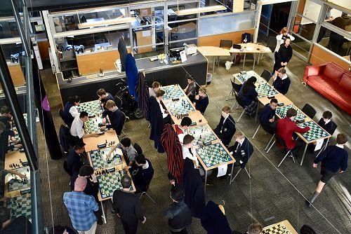 Otago/Southland Interschool Chess Championships