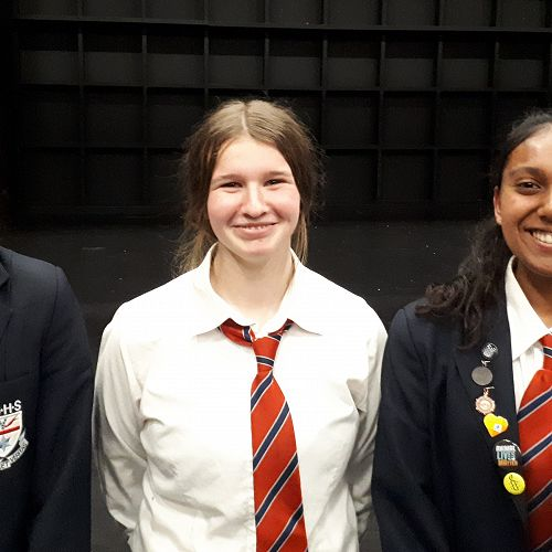 Junior Speech Competition 2019