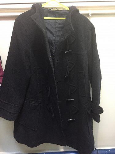 Black coat (size 22)