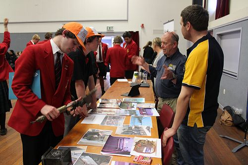 Construction & Infrastructure Pathway Expo