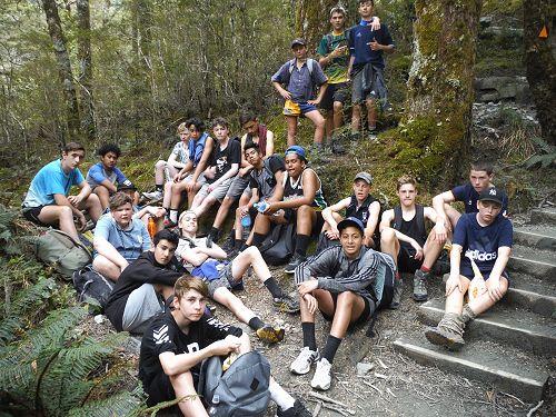 9S Week at Mt Aspiring