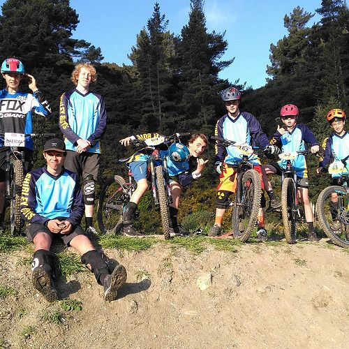 Secondary Schools Mountain Bike Championship 2016