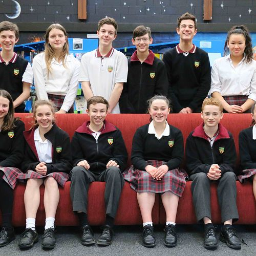 Year 9 Scholarship Winners