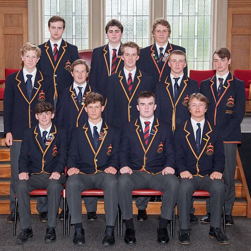 House Captains and deputies