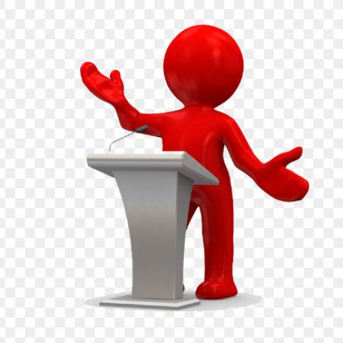 Speech Finals