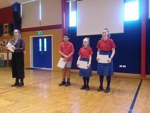 House choirs - Individual winners