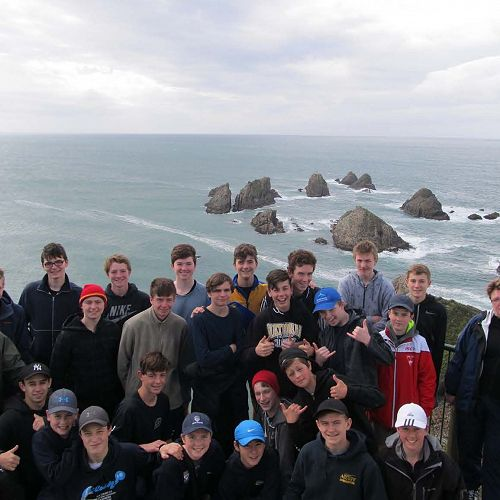 Year 10 G  A week in the Catlins
