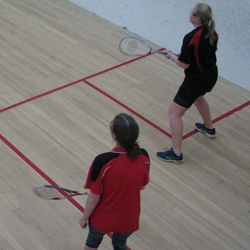 Secondary Squash Competition
